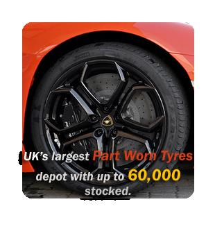 Part Worn Tyres Wrexham